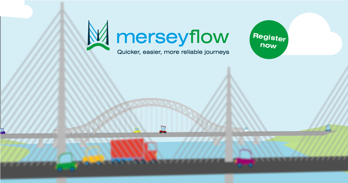 Merseyflow - Merseyflow - the official toll operator for the
